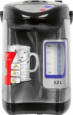 Термопот Sinbo SK 2395 черный/серебристый
