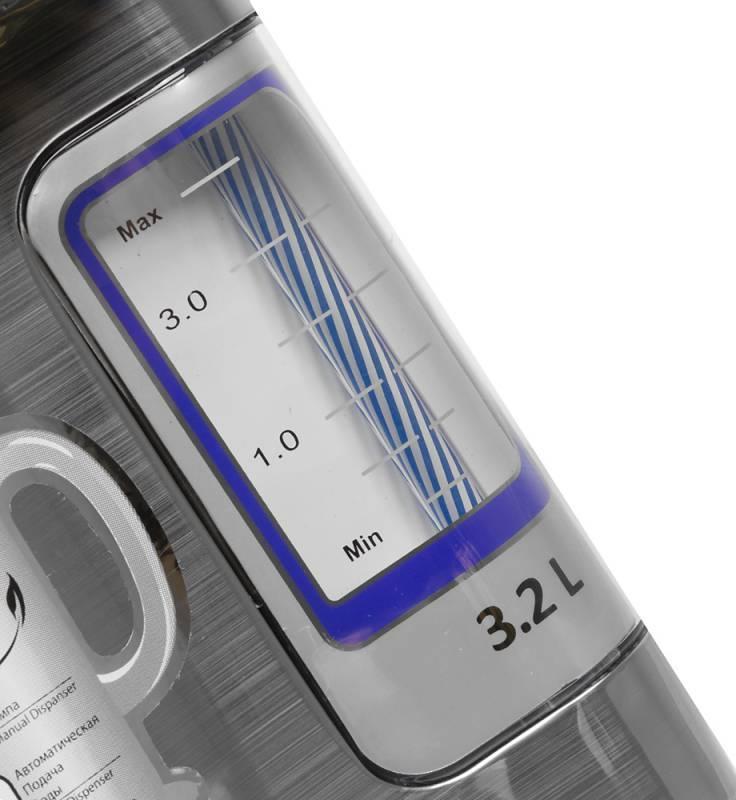 Термопот Sinbo SK 2395 черный/серебристый - фото 3