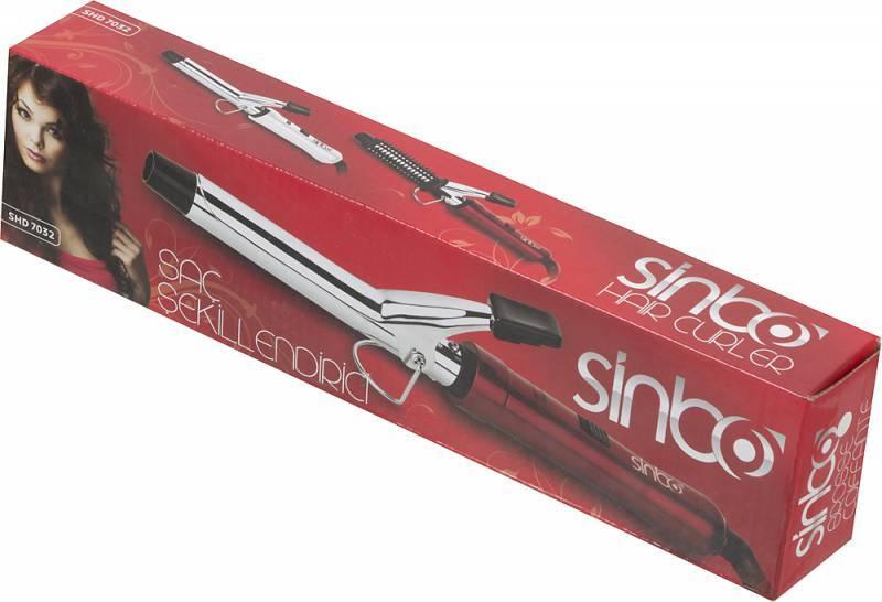 Щипцы Sinbo SHD 7032 белый - фото 6