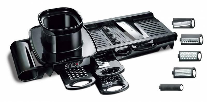 Измельчитель ручной Sinbo STO 6510 черный - фото 1