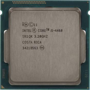 Процессор Socket-1150 Intel Core i5 4460 OEM