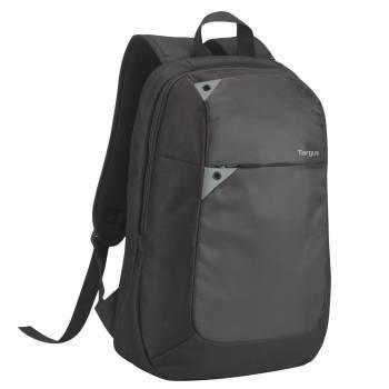 Рюкзак для ноутбука Targus TBB565EU черный, полиэстер, рекомендуемая диагональ 15.6, карманов внешних: 2шт