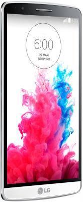 Смартфон LG G3 D855 16ГБ белый - фото 4