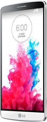 Смартфон LG G3 D855 16ГБ белый - фото 5