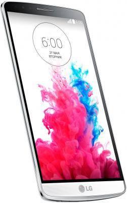 Смартфон LG G3 D855 16ГБ белый - фото 6