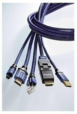 Кабель Hama PlayStation 4 HighQuality HDMI/Ethernet/2.5m(115481) - фото 2