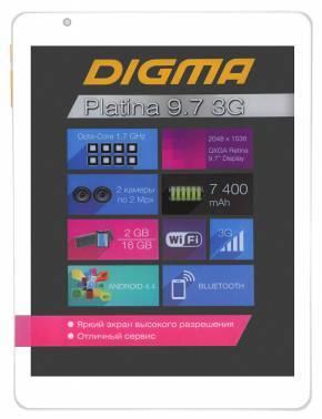 ������� 9.7 Digma Platina 9.7 3G 16�� ����� / �����������