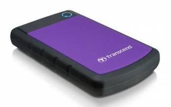 Внешний жесткий диск 2Tb Transcend TS2TSJ25A3K StoreJet 25A3 черный USB 3.0