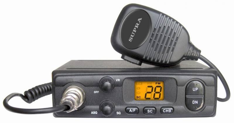 Радиостанция Supra VRS-300 - фото 1