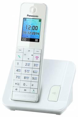 Телефон Panasonic KX-TGH210RUW белый