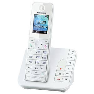 Телефон Panasonic KX-TGH220RUW белый
