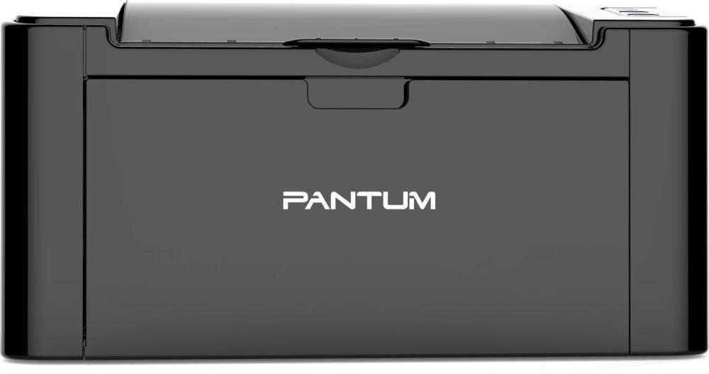 Принтер Pantum P2500W черный - фото 1
