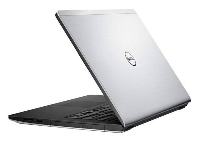 "Ноутбук 17.3"" Dell Inspiron 5748 (5748-9004) серебристый - фото 1"
