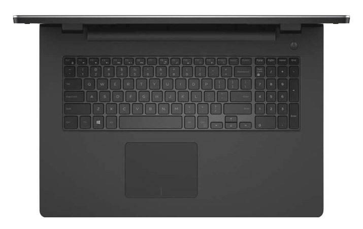 "Ноутбук 17.3"" Dell Inspiron 5748 (5748-9004) серебристый - фото 2"
