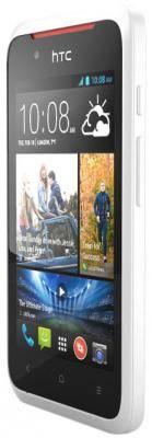 Смартфон HTC Desire 210 Dual Sim белый - фото 4