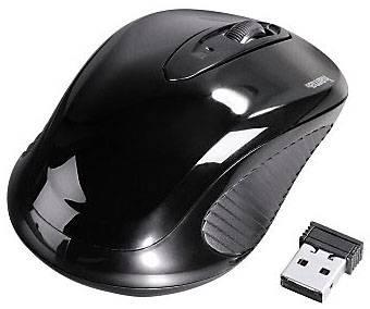 Мышь Hama AM-7300 черный - фото 2
