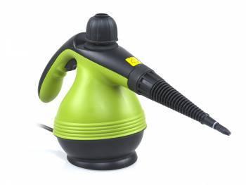 Пароочиститель ручной Kitfort КТ-906 зеленый