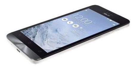 Смартфон Asus Zenfone 6 A600CG 16ГБ белый - фото 3