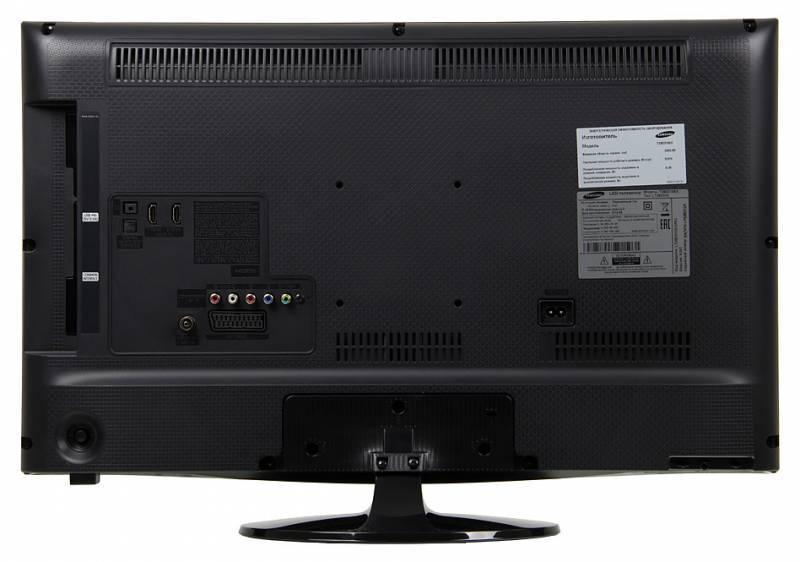 """Телевизор LED 27.5"""" Samsung LT28E310EX/RU черный - фото 4"""