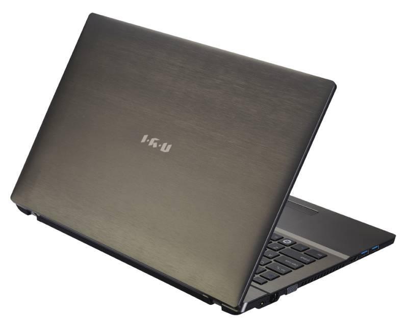 """Ноутбук 15.6"""" IRU Jet 1522Bing черный - фото 3"""