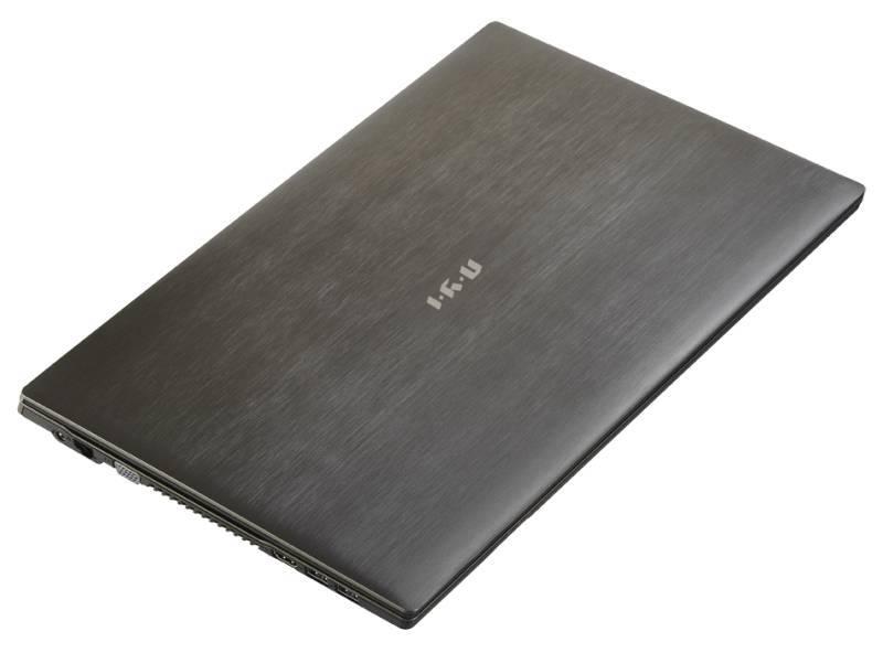 """Ноутбук 15.6"""" IRU Jet 1522Bing черный - фото 4"""