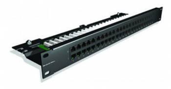 "Патч-панель Brand-Rex C5CPNLU504PK2M 19"" 1U 50xRJ45"