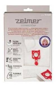 Пылесборники Zelmer ZVCA100B