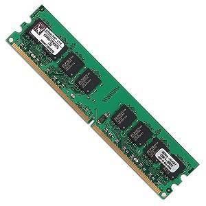 Модуль памяти DIMM DDR2 2Gb Kingston KVR667D2N5 / 2G