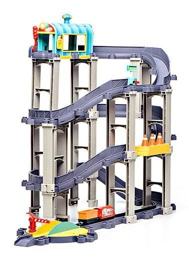 Игровой набор Chuggington Die-Cast Уилсон и штормовая машина металл (от 3 лет) - фото 1