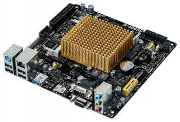 Материнская плата Asus J1900I-C mini-ITX