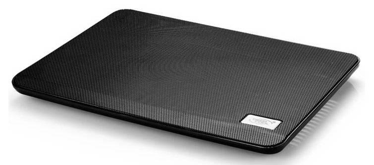 "Подставка для ноутбука 14"" Deepcool N17 черный (N17BLACK) - фото 1"