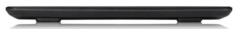 "Подставка для ноутбука 14"" Deepcool N17 черный (N17BLACK) - фото 4"