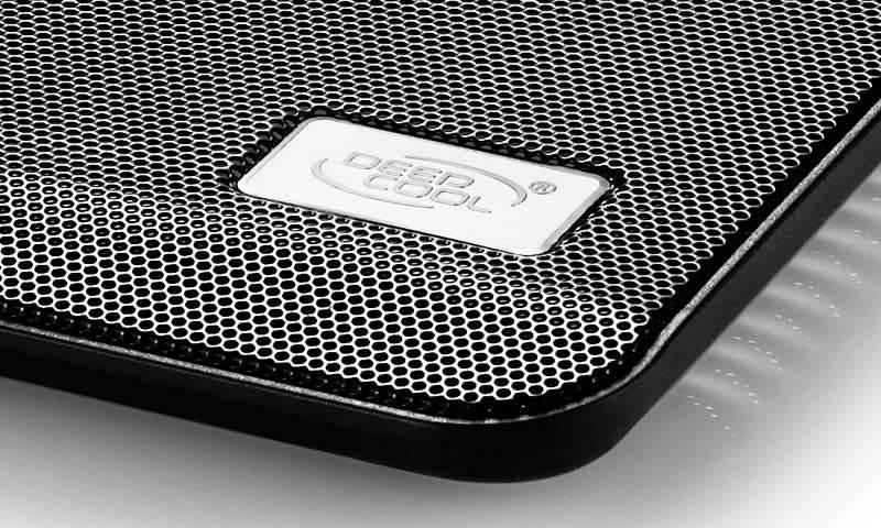 "Подставка для ноутбука 14"" Deepcool N17 черный (N17BLACK) - фото 7"