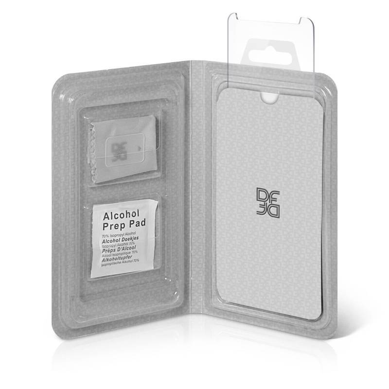 Защитное стекло DF SSTEEL-02 для Samsung Galaxy Note 3 - фото 1