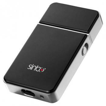 Электробритва Sinbo SS-4033 черный/серебристый