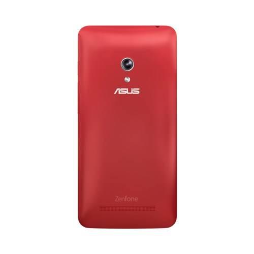Чехол Asus A500 PF-01, для Asus ZenFone 5 (A500CG/A501CG) ZenFone 5 LTE (A500KL), красный (90XB00RA-BSL250) - фото 1