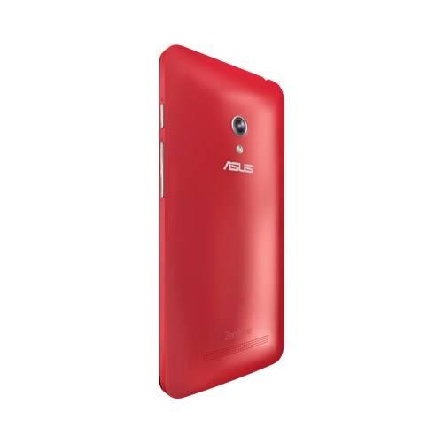 Чехол Asus A500 PF-01, для Asus ZenFone 5 (A500CG/A501CG) ZenFone 5 LTE (A500KL), красный (90XB00RA-BSL250) - фото 2