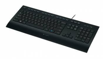 Клавиатура Logitech K280e черный