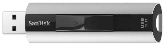 Флеш диск 128Gb Sandisk Extreme Pro USB3.0 черный - фото 5