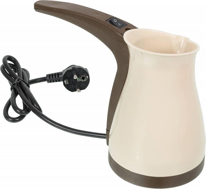 Кофеварка Электрическая турка Sinbo SCM 2928 коричневый - фото 4