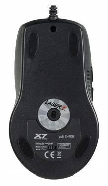 Мышь A4 XL-750BK черный