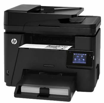 МФУ HP LaserJet Pro M225rdn RU черный (CF486A)