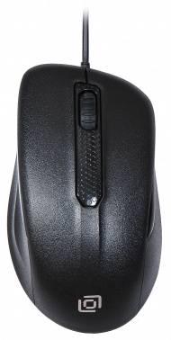 Мышь Oklick 175M черный