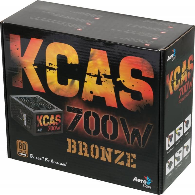 Блок питания AEROCOOL KCAS-700W (KCAS-700) - фото 4
