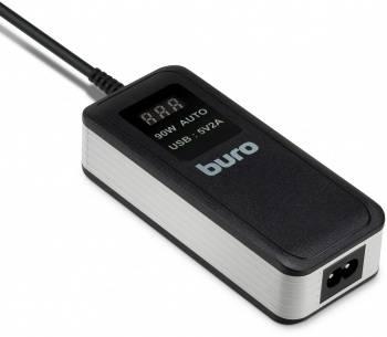 Блок питания Buro BUM-0065A90 черный