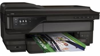 МФУ HP OfficeJet 7612 черный (G1X85A)