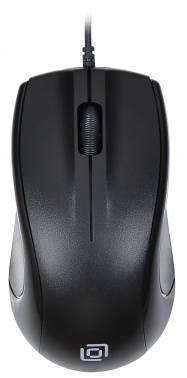 Мышь Oklick 185M черный