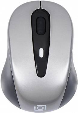 Мышь Oklick 435MW серый/черный (TM-3000 black/grey)