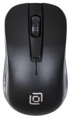 Мышь Oklick 445MW черный