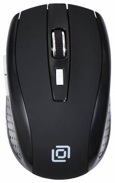 Мышь Oklick 455MW черный